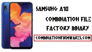 Samsung SM-A105F Combination File (Firmware ROM)