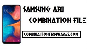 Samsung SM-A305Y Combination File (Firmware ROM)