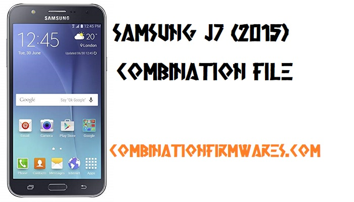 Samsung SM-J700F Combination File (Firmware ROM)