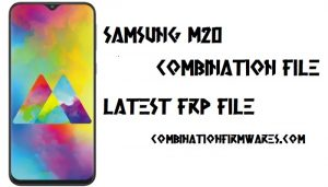 Samsung SM-M205F Combination File (Firmware ROM)