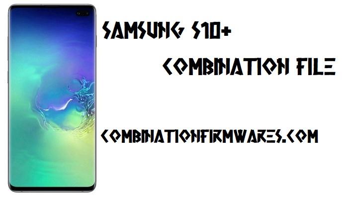 Samsung SM-G975U Combination File (Firmware ROM) Factory Binary