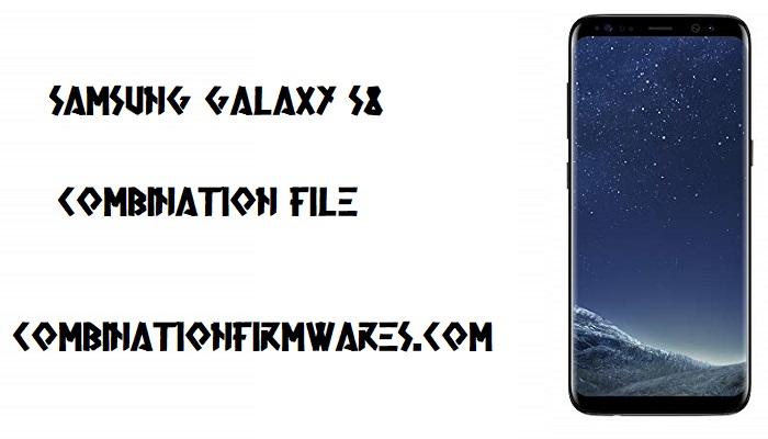 Samsung SM-G955F Combination File (Firmware ROM)