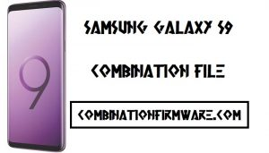 Samsung SM-G960FD Combination File (Firmware ROM)