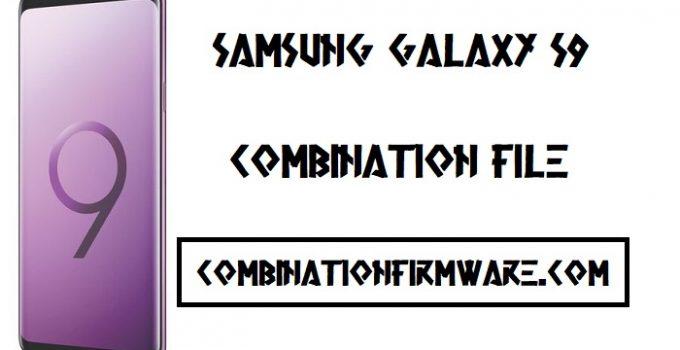 Samsung SM-G960F Combination File (Firmware ROM)